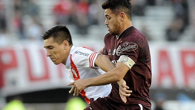 River vs. Lanús (NA)