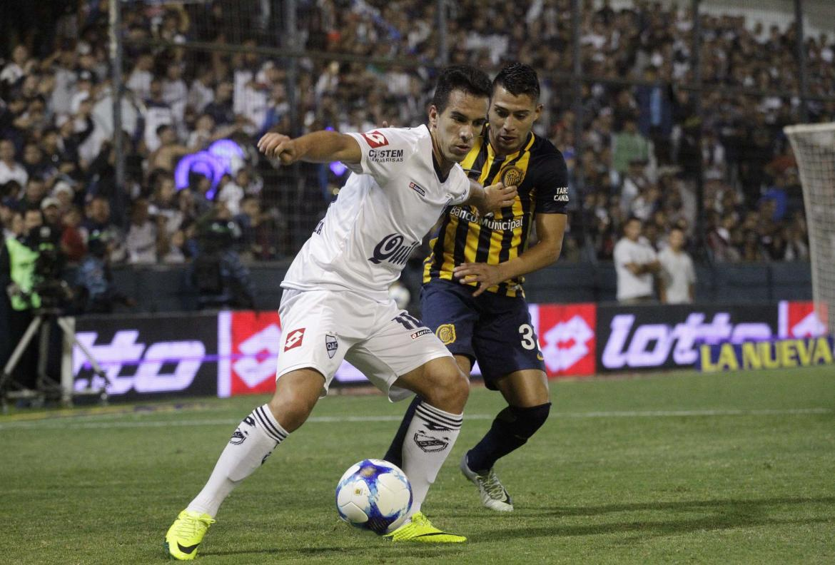 Quilmes vs. Rosario Central