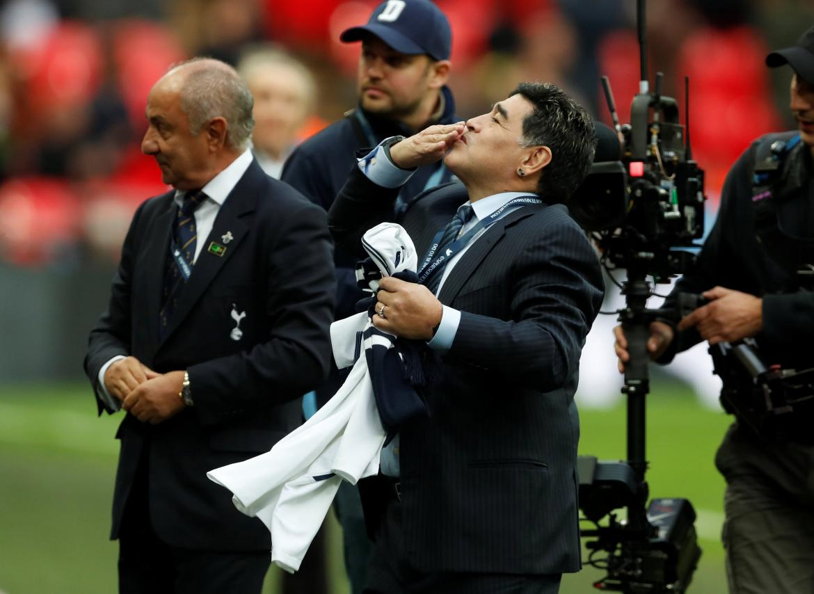 Maradona - Wembley