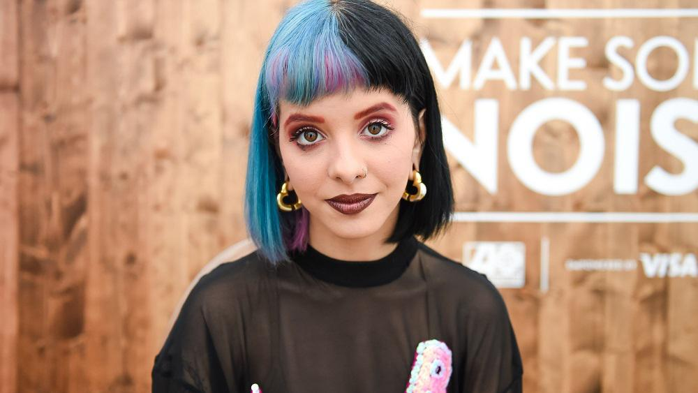 Melanie Martinez - The Voice - cantante