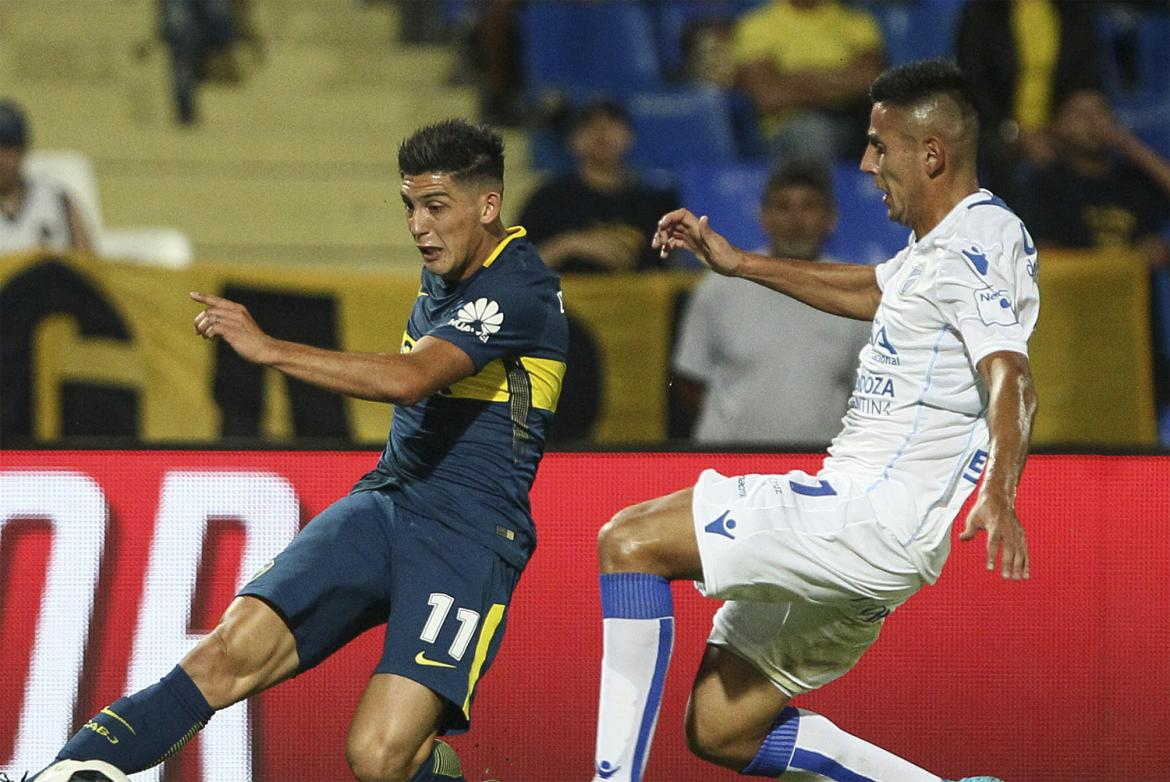 Boca vs. Godoy Cruz