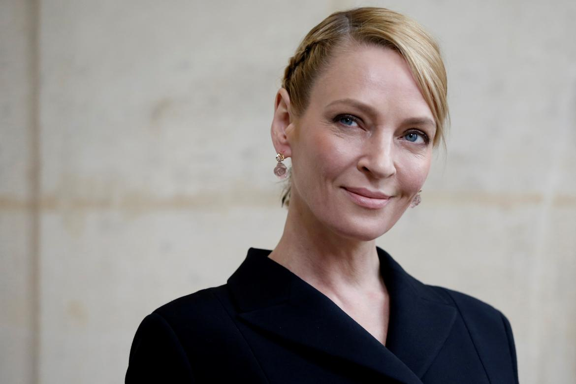 Uma Thurman también denunció por acoso sexual a Harvey Weinstein