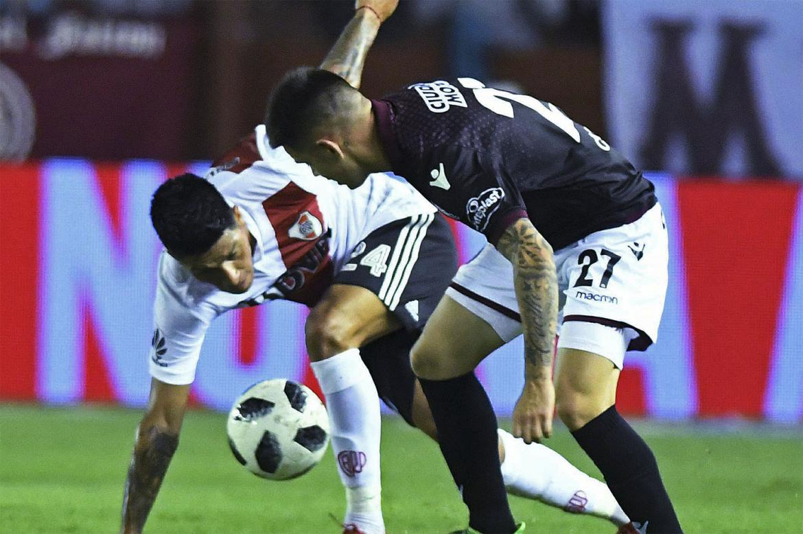 Lanús vs. River (NA)