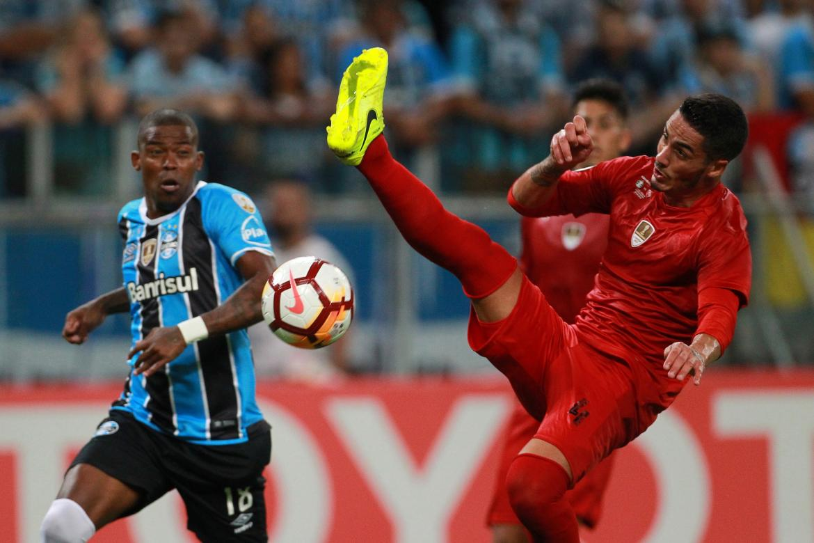 Gremio vs. Independiente Recopa Reuters