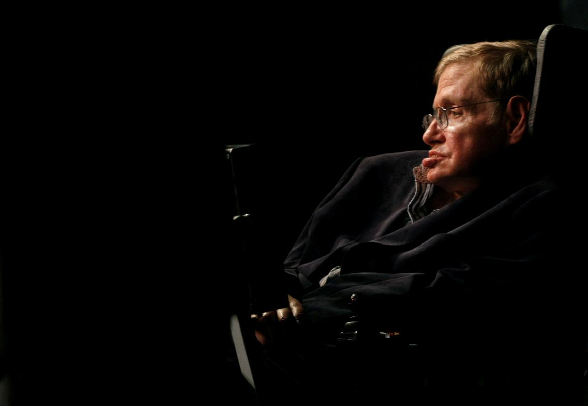 Stephen Hawking - Reuters