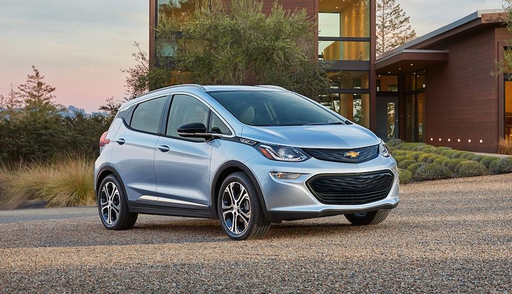 Chevrolet Bolt - Autos eléctricos