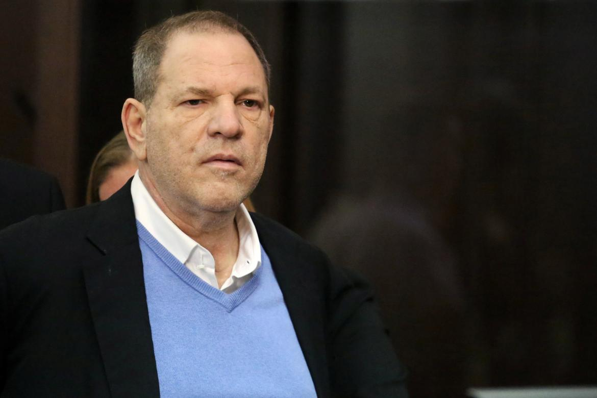 Espectaculos: Harvey Weinstein inculpado por violación y agresión sexual