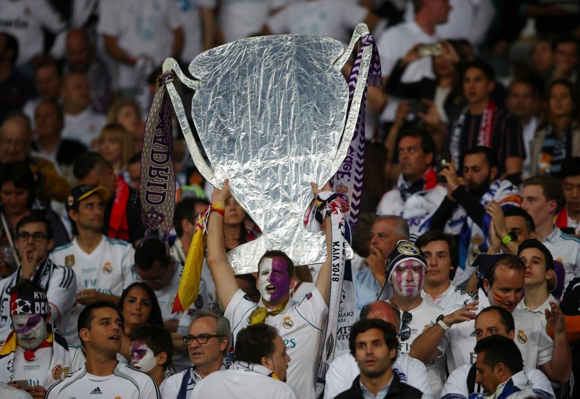 Final Champions League - fotos Reuters