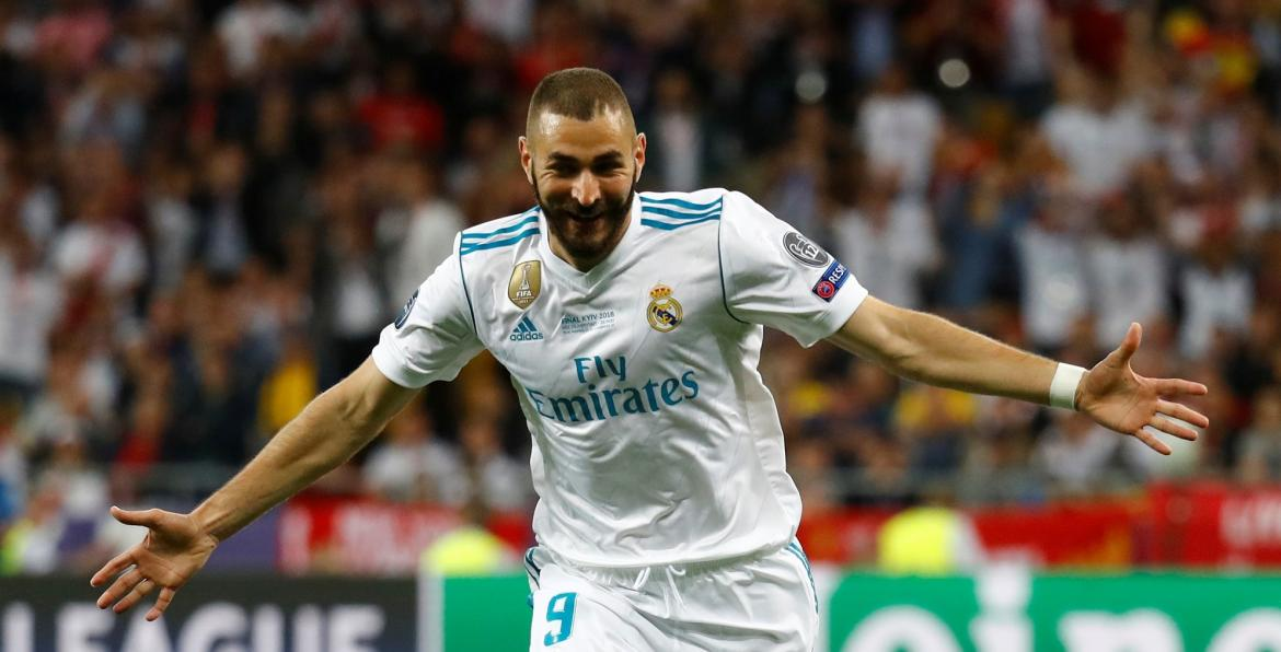 Benzema - Champions League