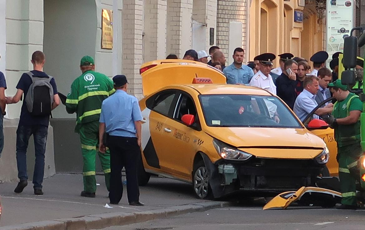 Rusia, Moscú, taxista, accidente Reuters