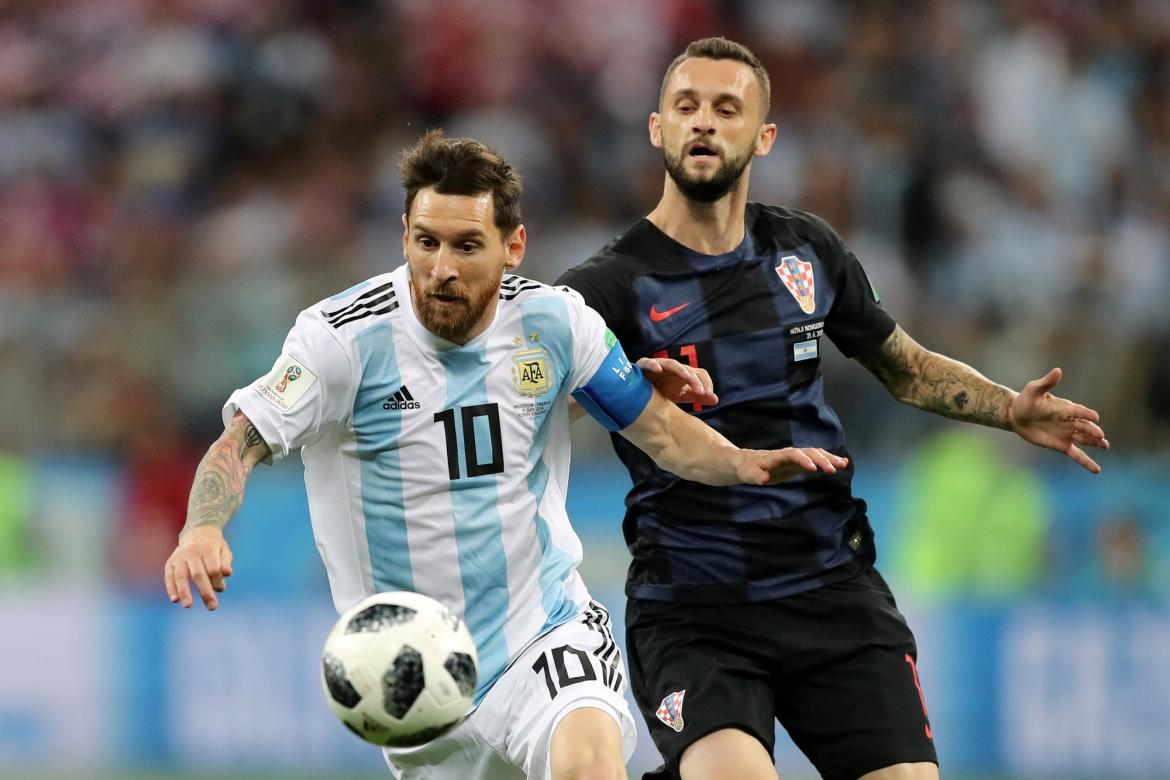 Mundial Rusia 2018: Argentina vs. Croacia - Messi - Reuters