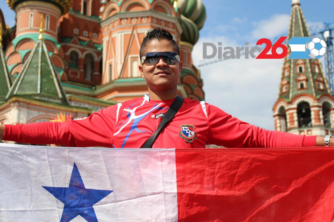 El color del Mundial de Rusia 2018, exclusivo Diario 26