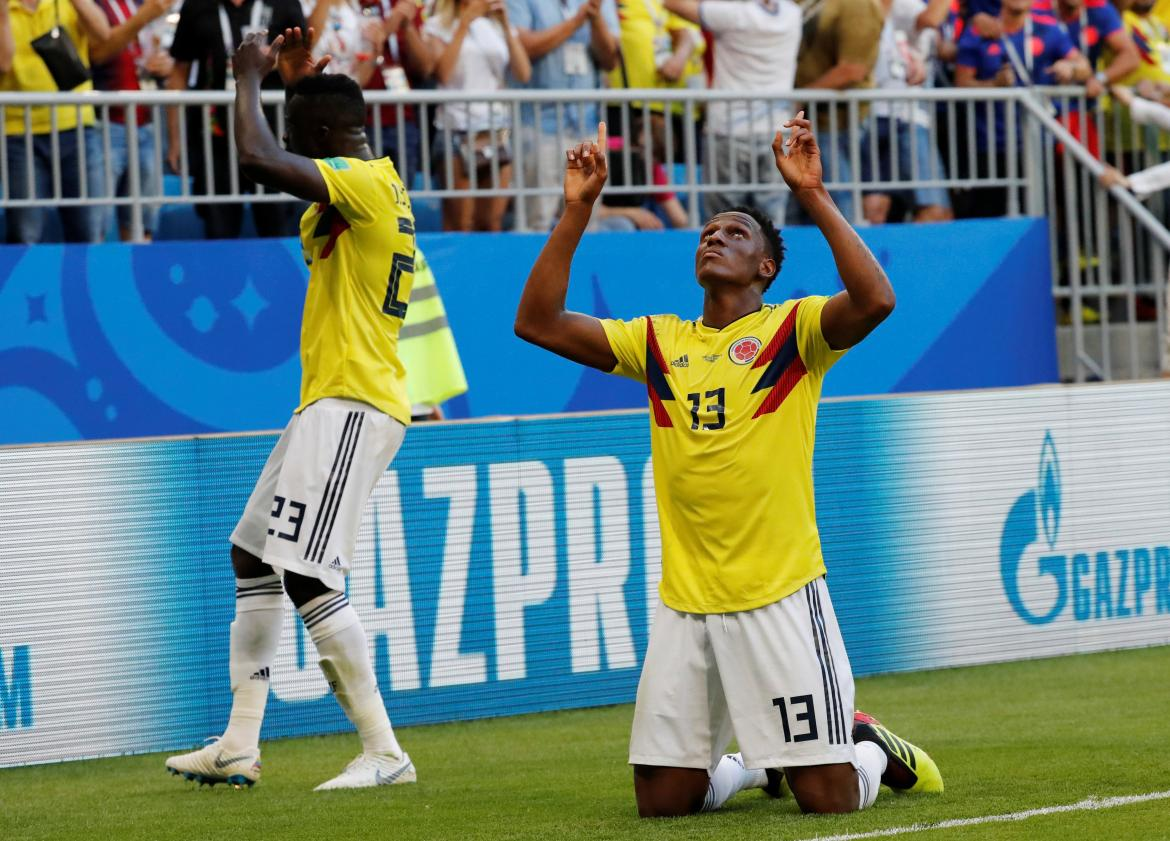 Mundial 2018: Colombia vs. Senegal (Reuters)