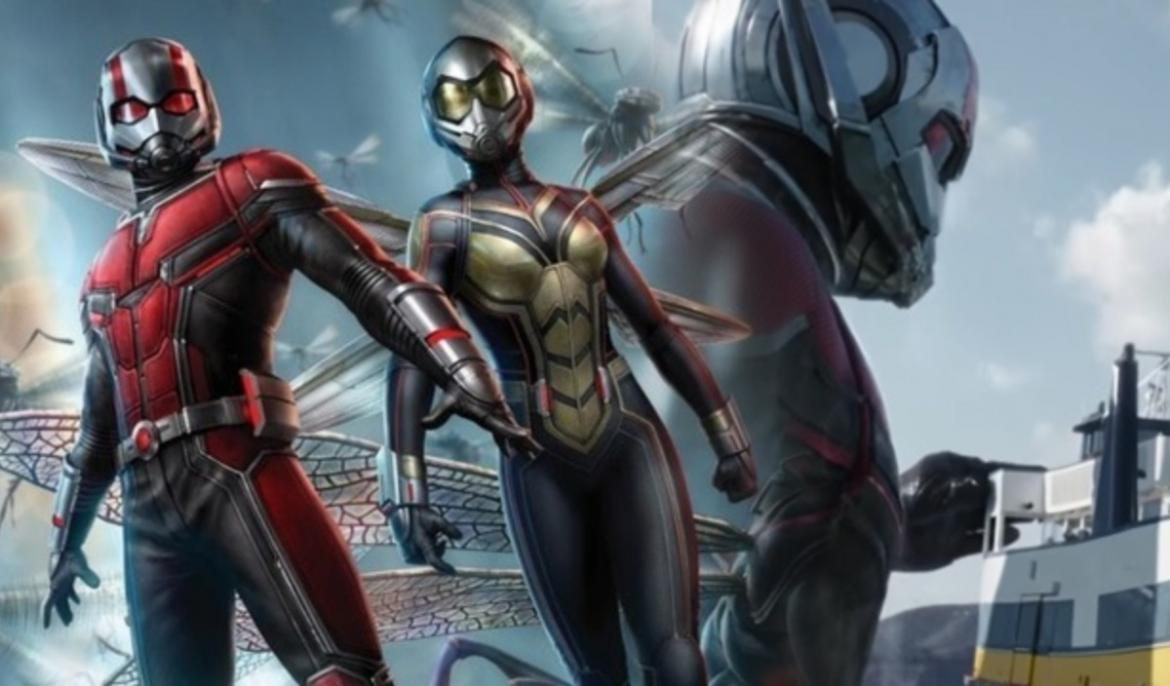 Ant-Man and The Wasp - Película Marvel