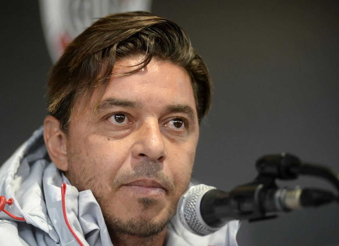 Marcelo Gallardo - DT - River - NA