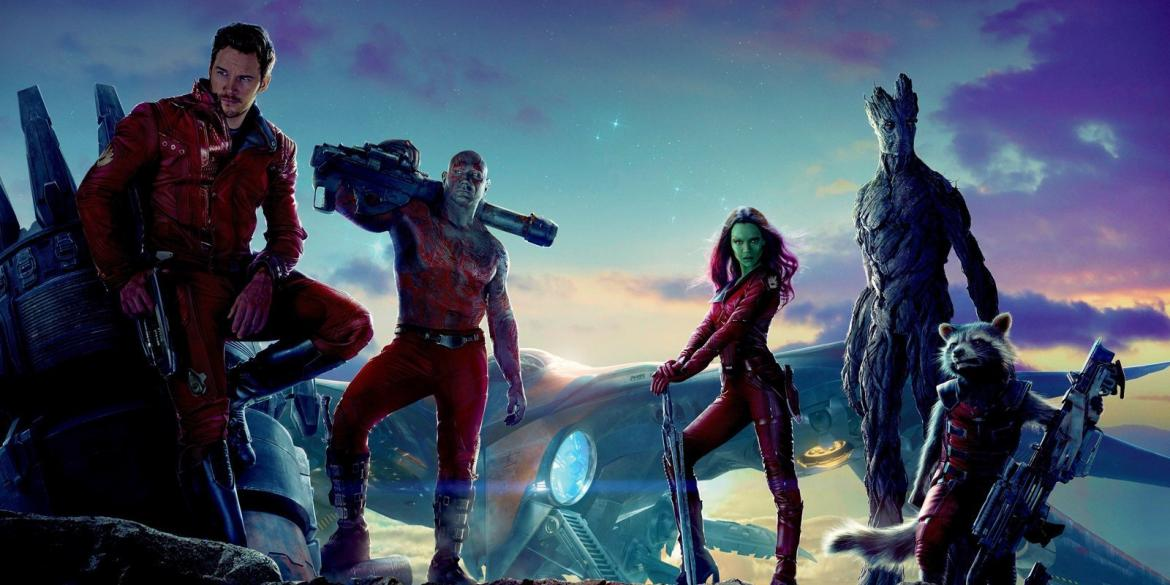 Guardianes de la Galaxia salen a defender a James Gunn