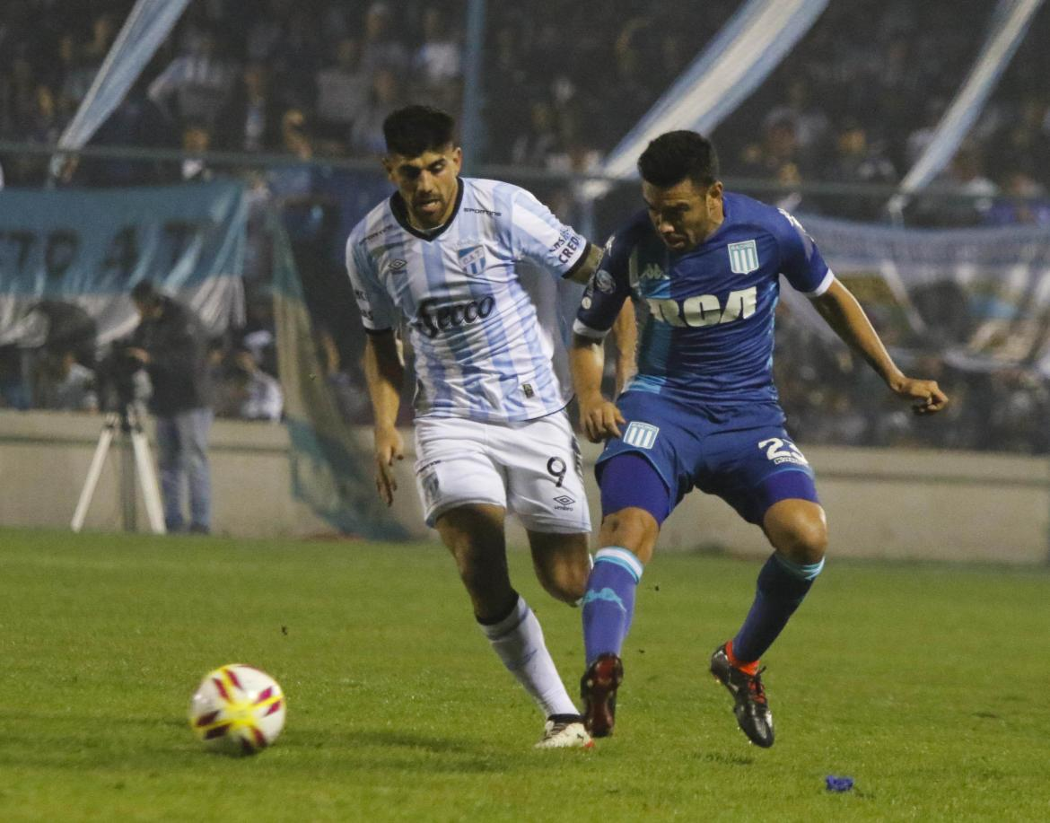 Superliga: Atlético Tucumán vs. Racing (NA)