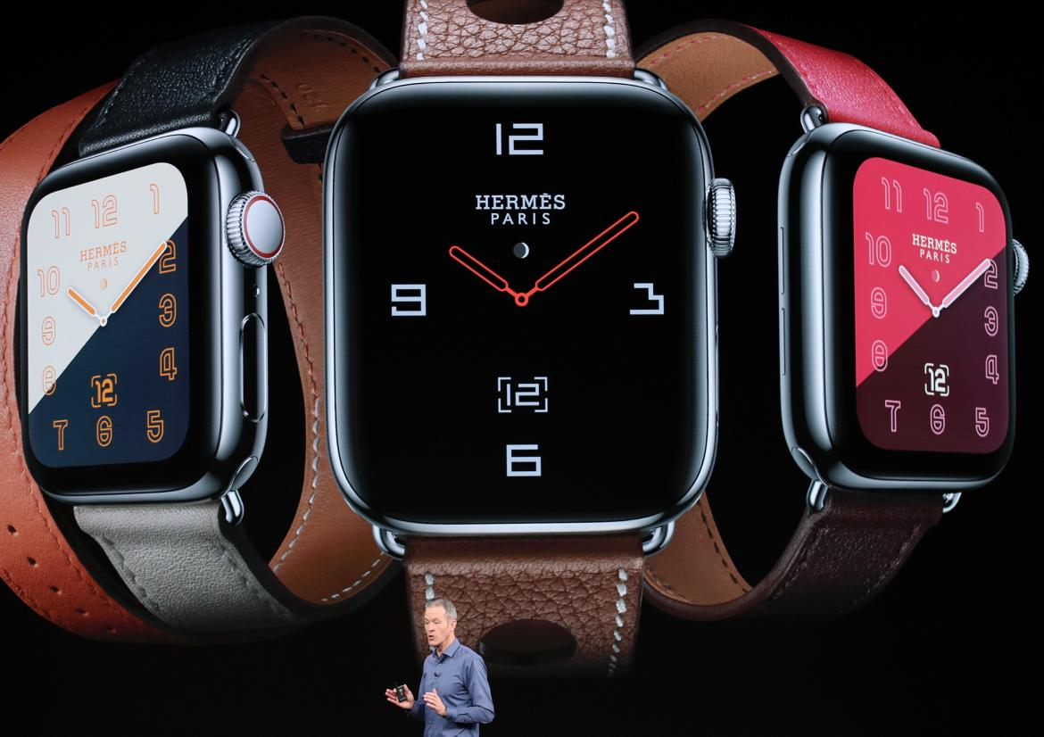 Reloj de Apple, Apple Watch, Agencia NA