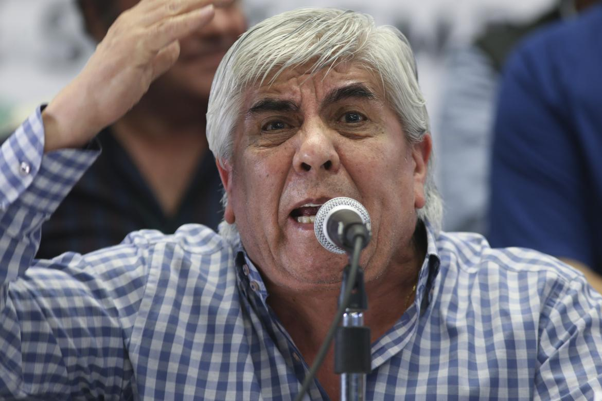 Hugo Moyano, Frente Sindical, NA