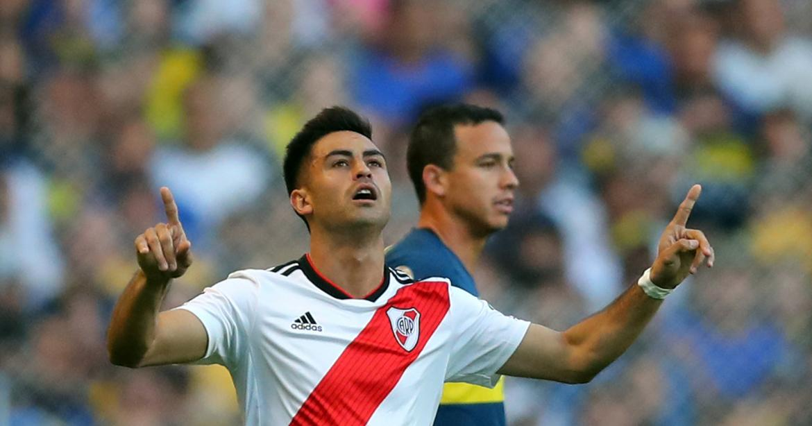 Superclásico - Boca vs. River - Superliga (Reuters)