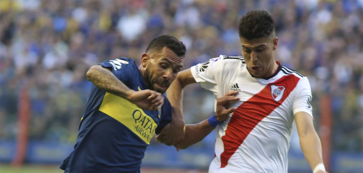 Superclásico - Boca vs. River - Superliga (NA)