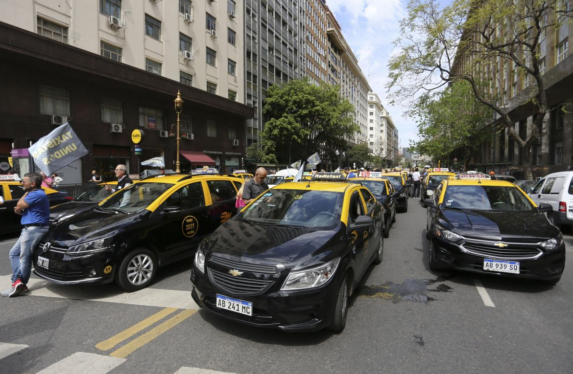 Taxistas vs. UBER, NA