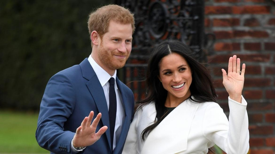 Meghan Markle - Príncipe Harry