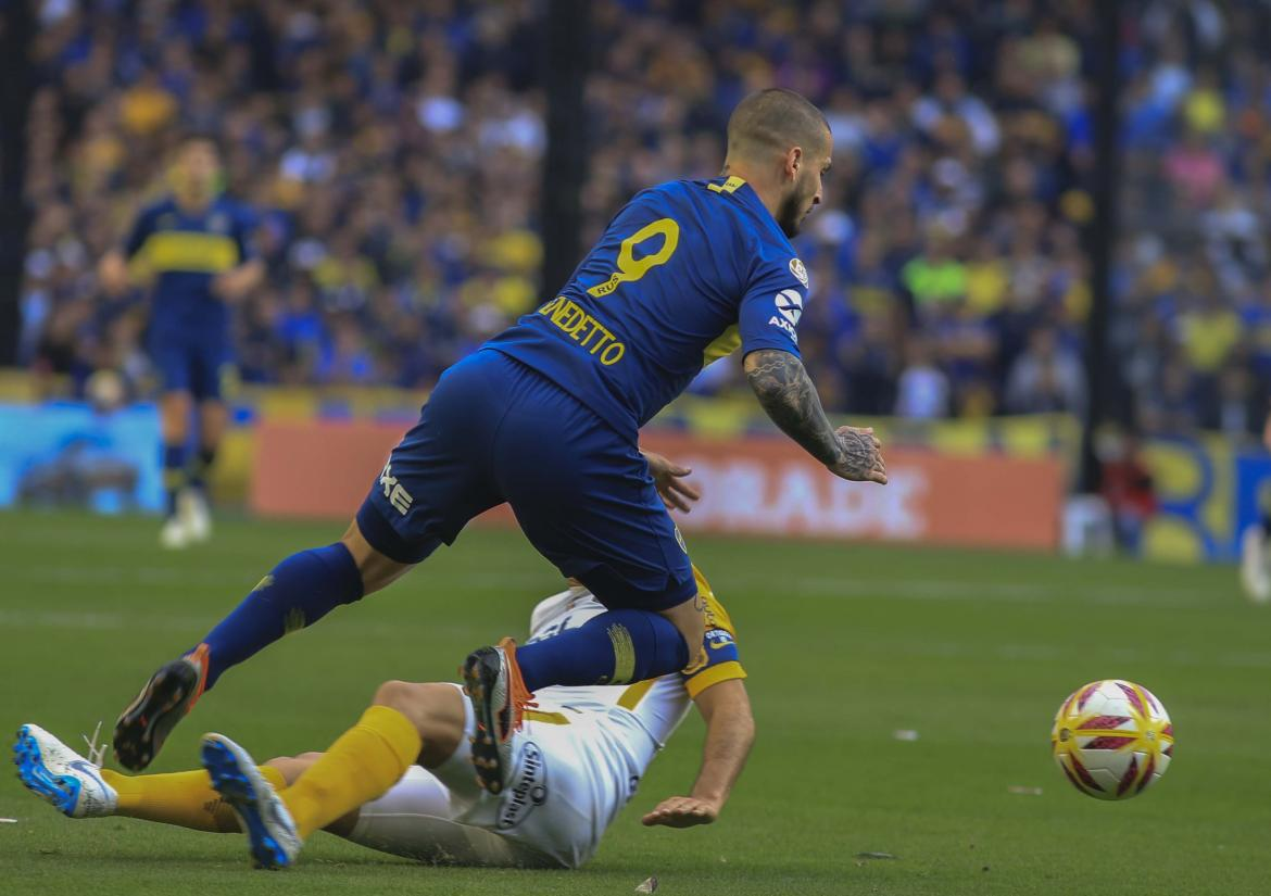 Superliga: Boca vs. Rosario Central (NA)