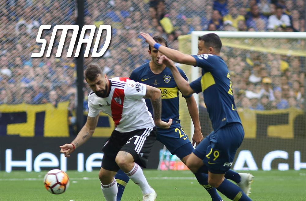 Copa Libertadores, Superfinal, Superclásico, Boca vs. River, SMAD