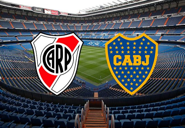 River vs Boca - Superfinal en Madrid