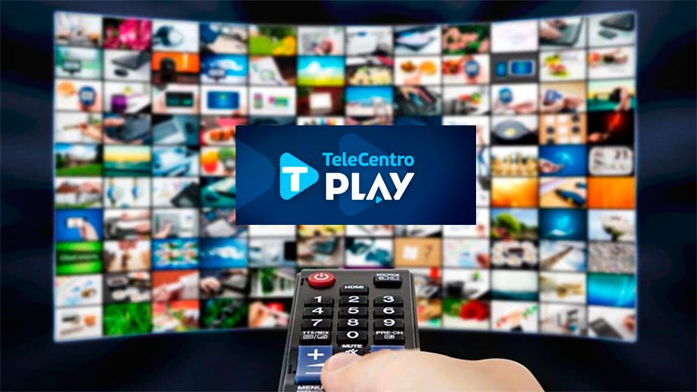TeleCentro Play on demand