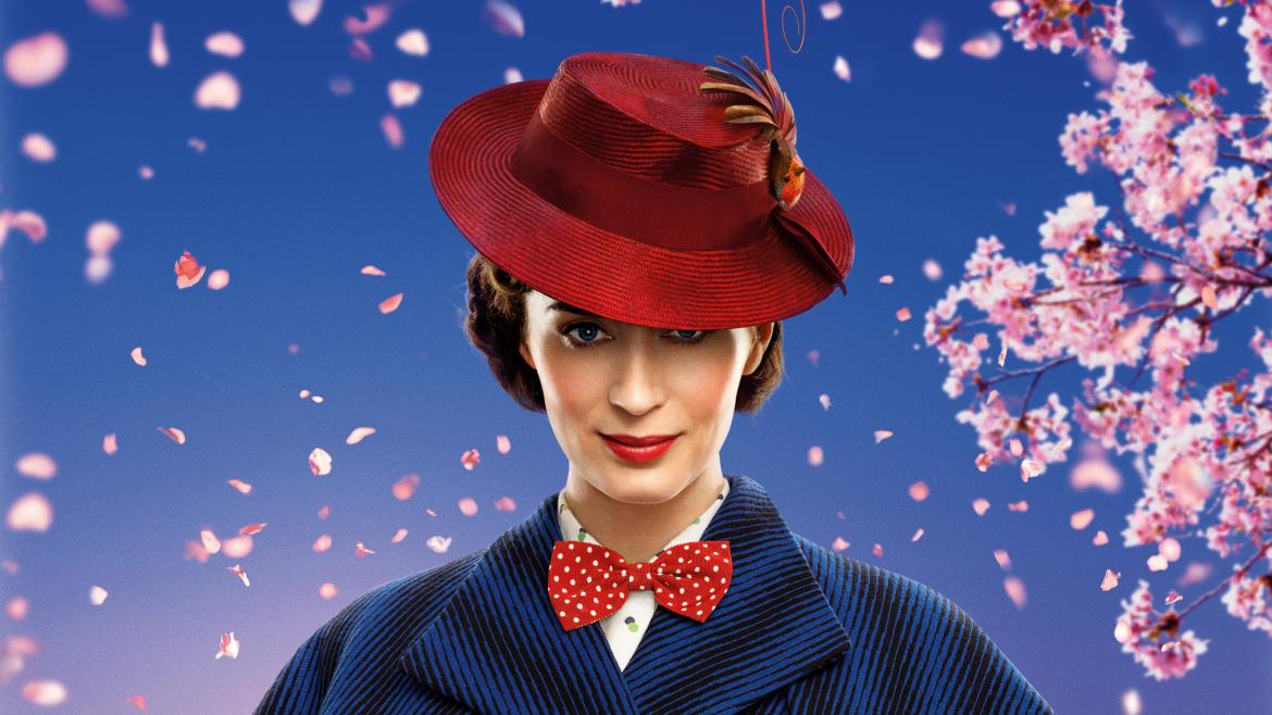 Mary Poppins, cine