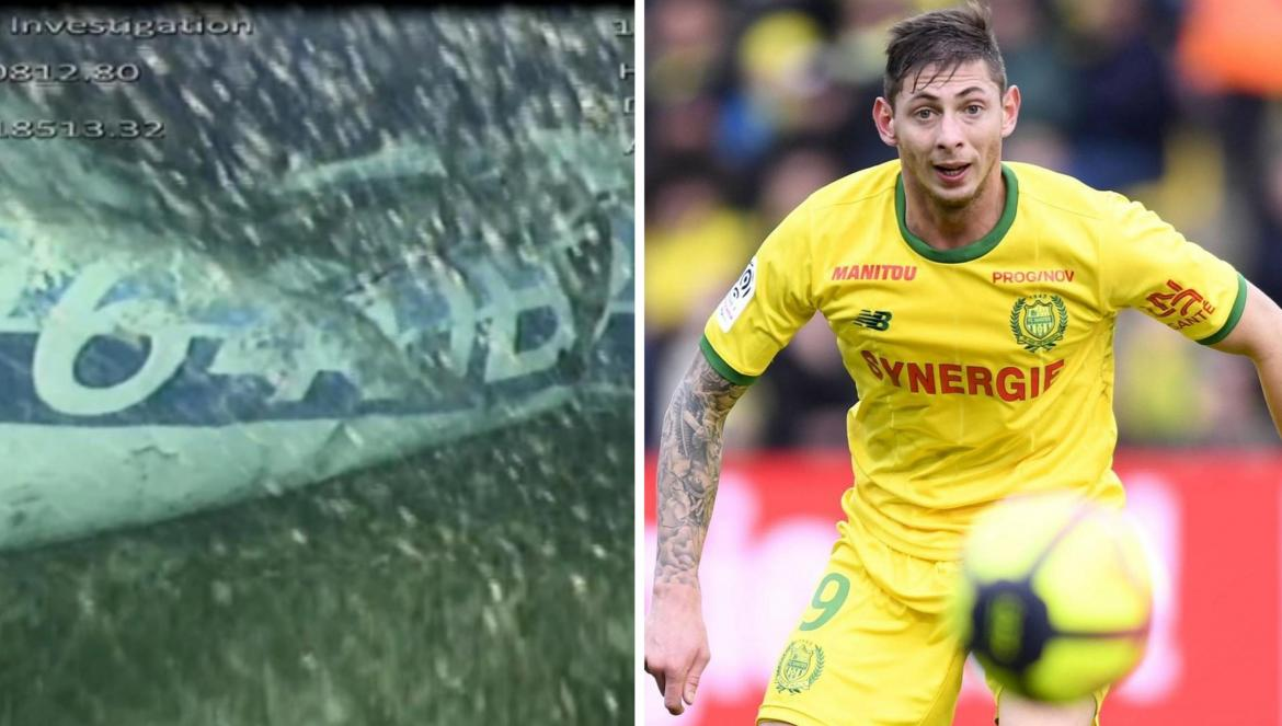 Emiliano Sala - Accidente aéreo