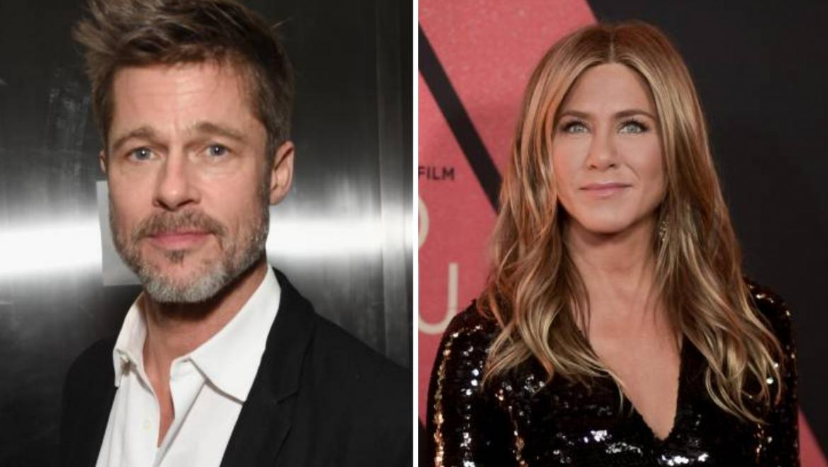 Brad Pitt - Jennifer Aniston