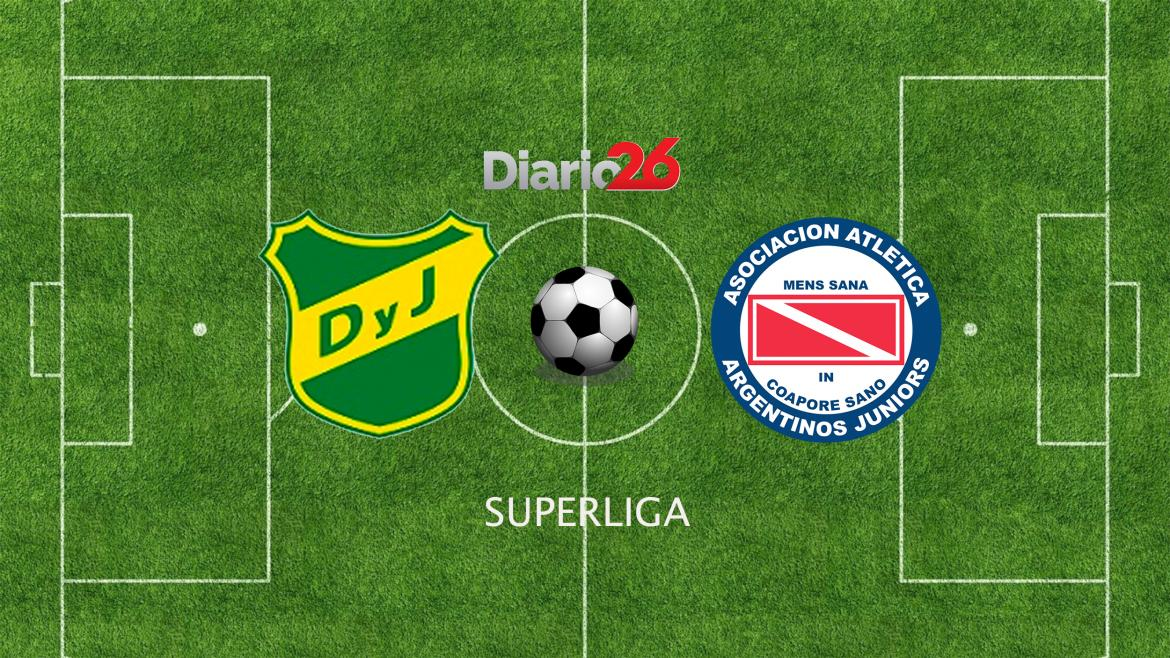 Superliga: Defensa y Justicia vs. Argentinos Juniors