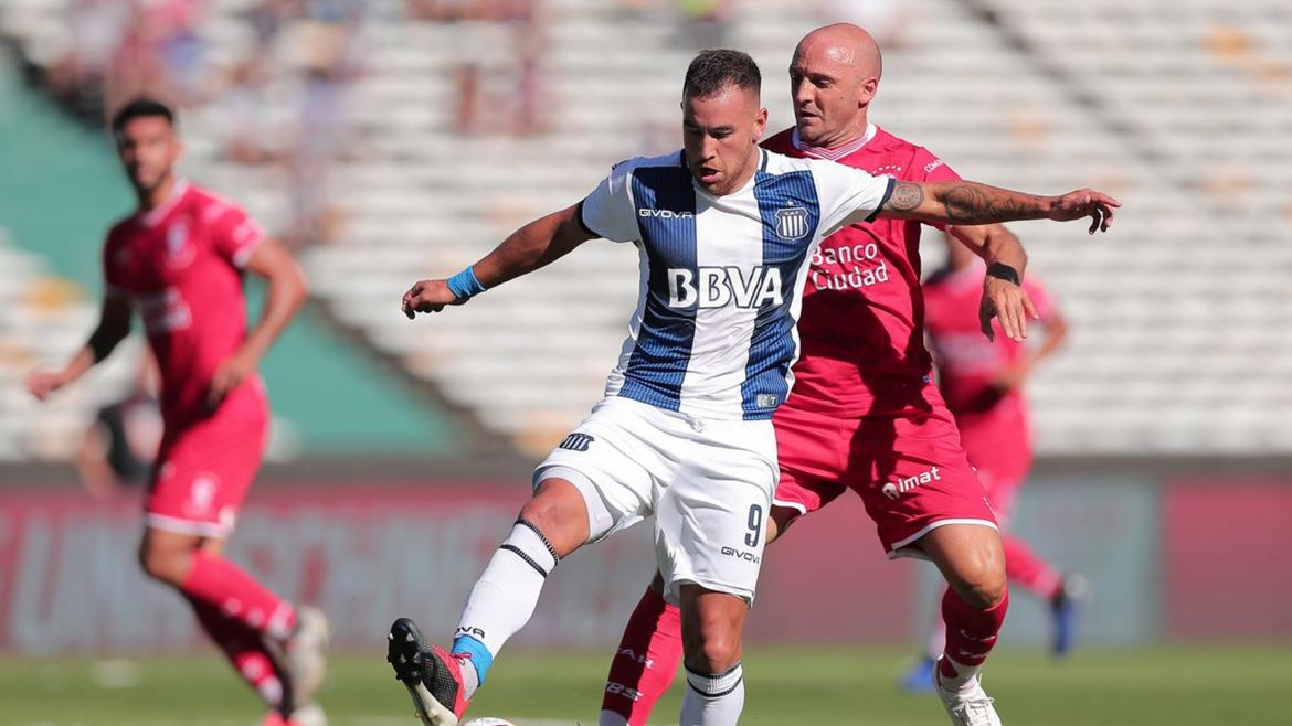 Superliga, Talleres vs. Huracán