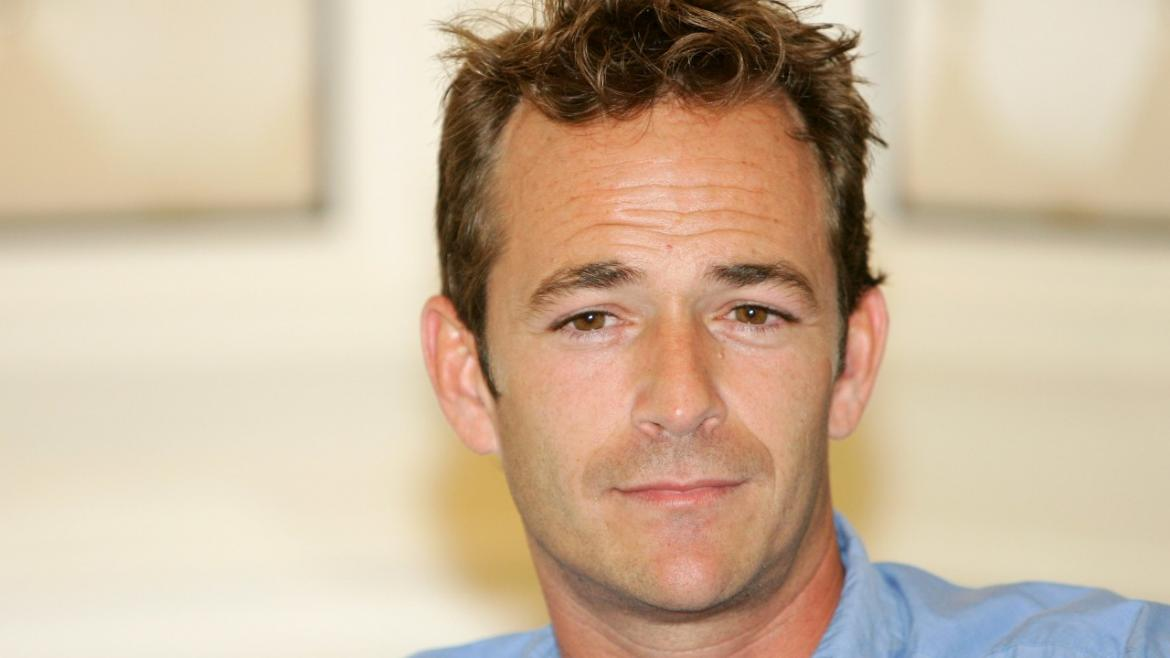 Luke Perry, actor, Beverly Hills 90210