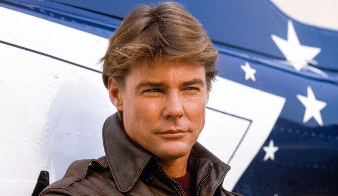 Jan-Michael Vincent - protagonista de