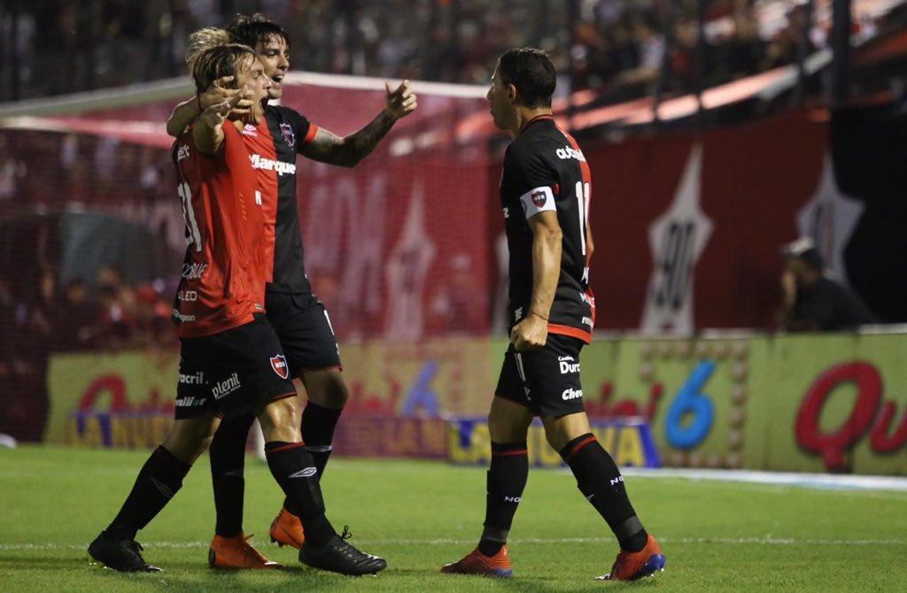 Newells vs. Huracán por la Superliga