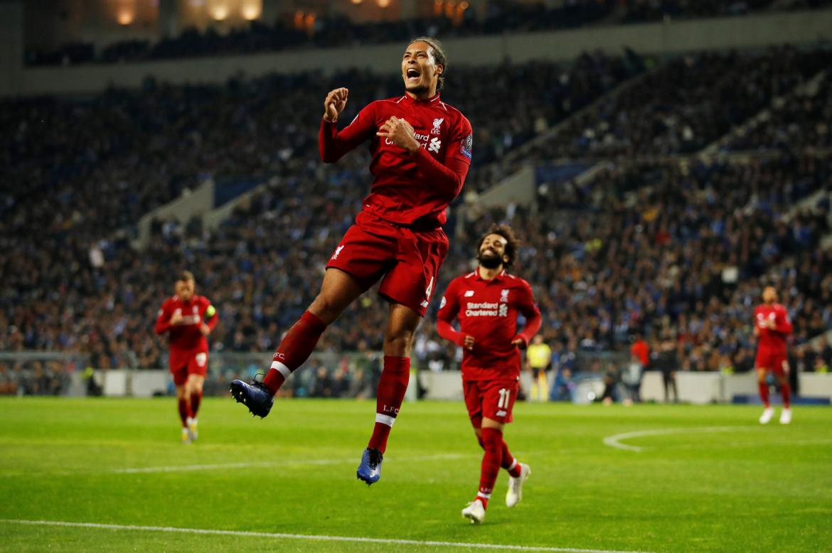 Champions League, Porto vs. Liverpool, fútbol, deportes, Reuters
