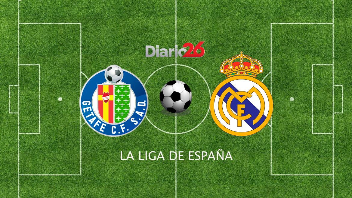 La Liga Santander - Getafe vs. Real Madrid