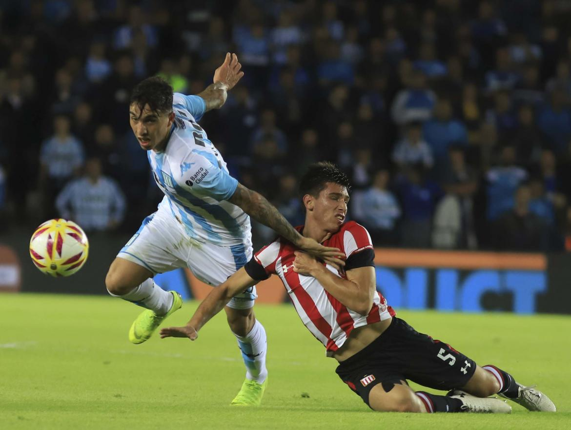 Copa Superliga: Racing vs. Estudiantes (NA)