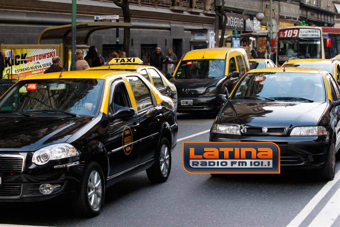 Taxis, Radio Latina