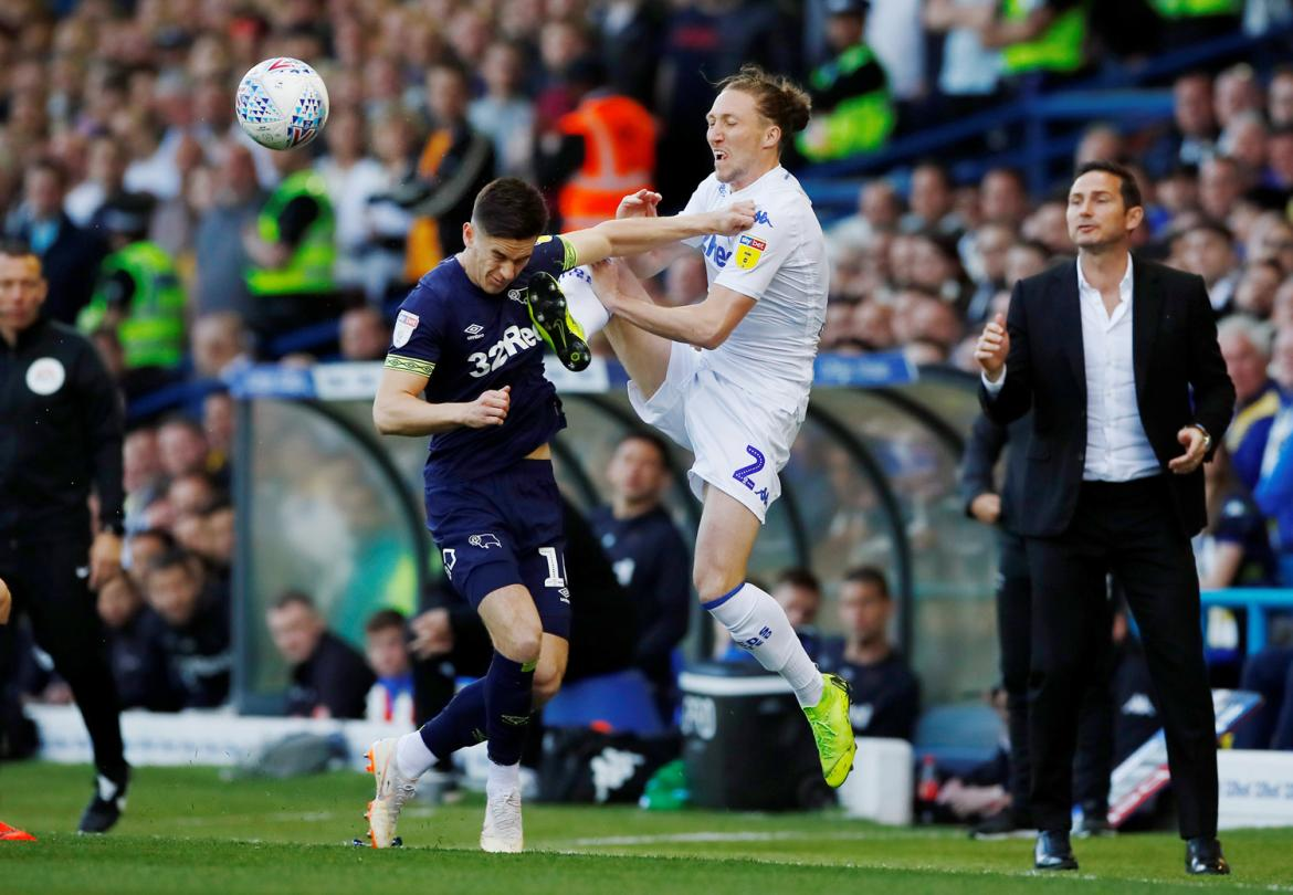 Championship - Leeds vs. Derby County - Reuters