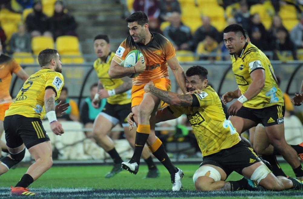 Super Rugby - Hurricanes vs. Jaguares