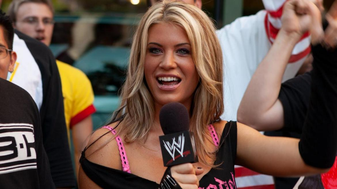 Muere Ashley Massaro, exluchadora de la WWE