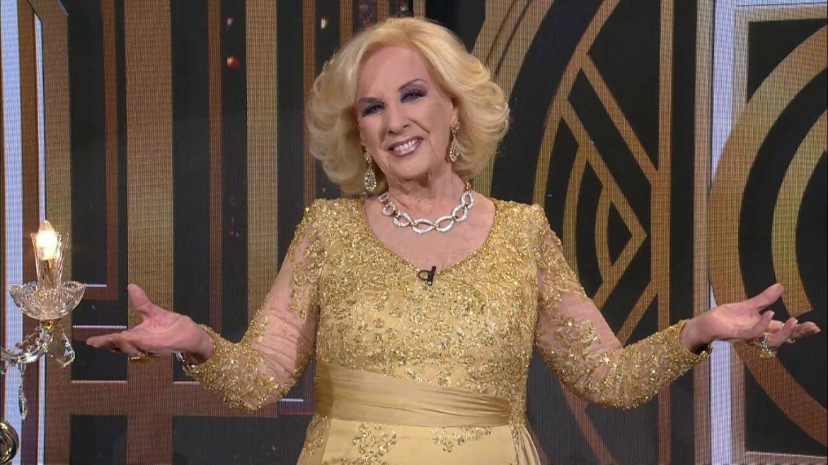 Mirtha Legrand - Conductora