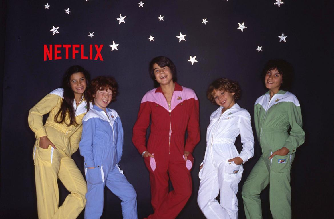 Parchís en Netflix, el documental