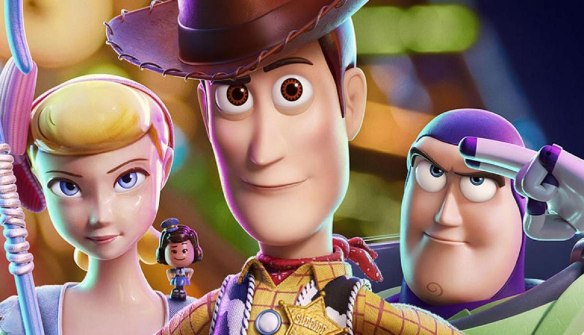 Toy Story 4, cine, Disney