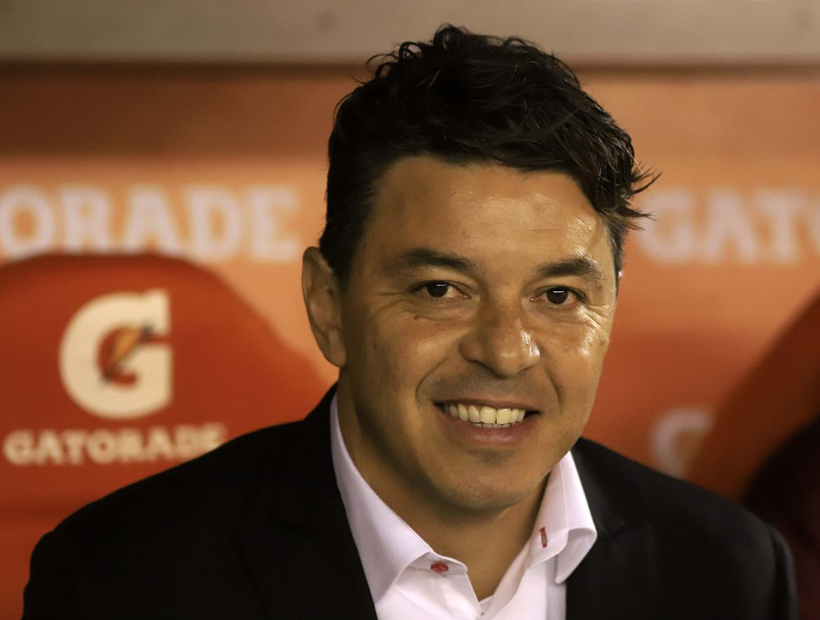 Marcelo Gallardo, REUTERS